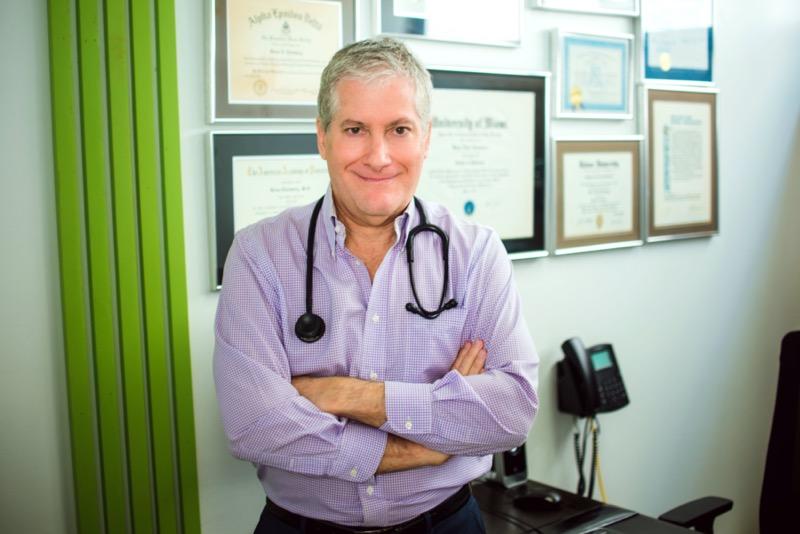 Dr. Bruce Eisenberg, MD, Homeopathy